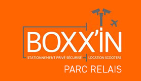 Boxx'In - Park and Ride - Covered - Toulouse