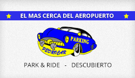 Parking Pedrocar - Park and Ride - Uncovered - Malaga