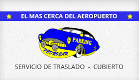Parking Pedrocar - Park & Ride - Covered - Malaga