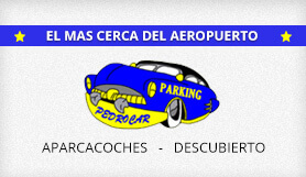 Parking Pedrocar - Meet and Greet - Uncovered - Malaga