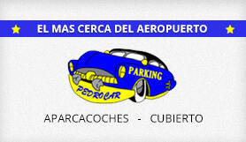 Parking Pedrocar - Meet and Greet - Covered - Malaga