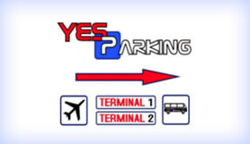 Yes Parking - Park & Ride - Uncovered - Milan Malpensa CHIAVI AL CLIENTE