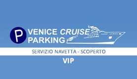 Venice Cruise Parking - Park & Ride - Uncovered - Venice Port
