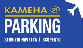 Kameha Parking - Park & Ride - Uncovered - Malpensa