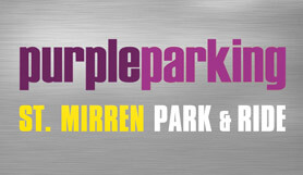 Glasgow - Purple St Mirren Park and Ride - Outdoor