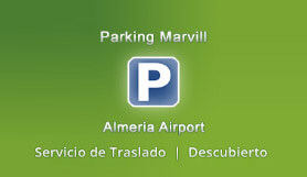 Marvill Parking - Park and Ride - Uncovered - Almeria