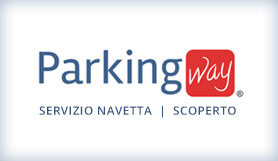 Parking Way - Park and Ride - Uncovered - Fiumicino - VIP
