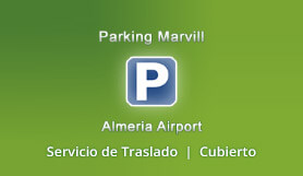 Marvill Parking - Park and Ride - Covered - Almeria