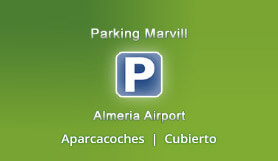 Marvill Parking - Meet & Greet - Covered - Almeria