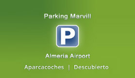 Marvill Parking - Meet & Greet - Uncovered - Almeria