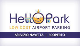 Hello Park - Park & Ride - Uncovered - Venice Marco Polo