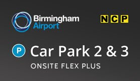 Birmingham Car Park 2 & 3 - Onsite - Flex plus