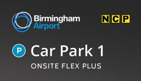 Birmingham Car Park 1 - Onsite - Flex plus