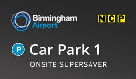 Birmingham Car Park 1 - Onsite - Supersaver