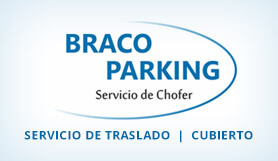 Braco Parking - Park & Ride - Covered - Seville