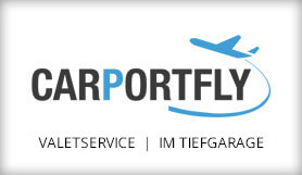 Carportfly - Meet & Greet - Covered - Frankfurt Main