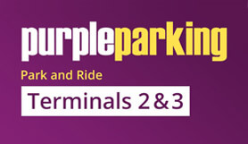 Heathrow - Purple Parking Park & Ride T2 & T3