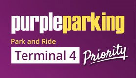 Heathrow - Purple Priority Parking T4