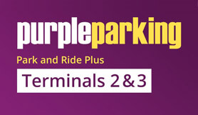 Heathrow - Purple Parking Park & Ride Plus T2 & T3