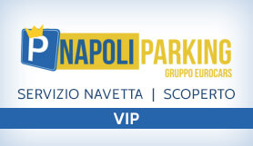 Napoli Parking - Park & Ride - Uncovered - Napoli - VIP