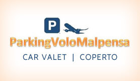 Parking Volo Malpensa - Meet & Greet - Covered - Milan Malpensa