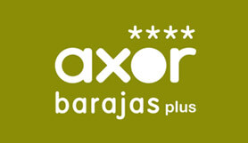 AXOR Barajas Hotel - Park and Ride - Covered - Madrid