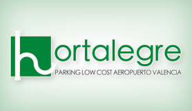 Hortalegre Parking - Meet and Greet - Covered - Valencia