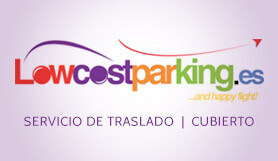 Low Cost Parking - Park & Ride - Covered - Valencia