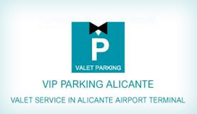 V.I.P. Parking - Meet and Greet - Covered - Alicante