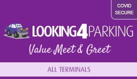 Gatwick Looking4Value Meet & Greet - Non Flex - SPECIAL OFFER