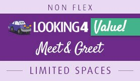 Stansted Looking4 Super Saver Meet & Greet - Non Flex - SPECIAL OFFER