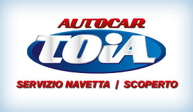 Autocar Toia - Park & Ride - Uncovered - Palermo