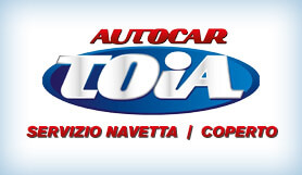 Autocar Toia - Park & Ride - Covered - Palermo