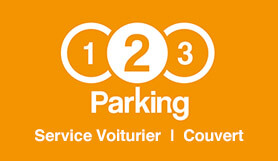 123 Parking - Meet & Greet - Covered - Charleroi Airport