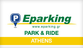 EParking - Park & Ride - Open - Athens