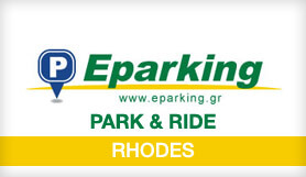 Eparking - Park & Ride - Rhodes