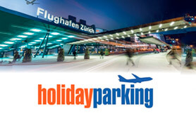 Holidayparking - Meet & Greet - Outdoor - Zurich airport