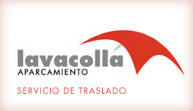 Aparcamiento Lavacolla - Park & Ride - Covered - Valencia