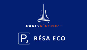 P3 Résa Eco - Official Onsite - Outdoor - Charles de Gaulle