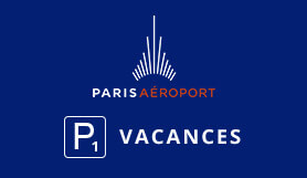 P1 Vacances - Official Onsite - Indoor - Charles de Gaulle