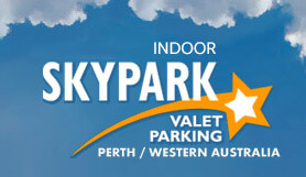 Skypark Valet Parking - Park and Ride - Undercover - Perth