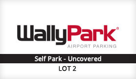 WallyPark Lot 2 - Self Park - Uncovered - San Diego