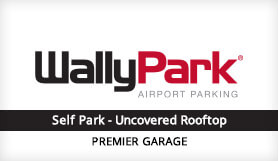 WallyPark Premier Garage - Self Park - Uncovered Rooftop - Seattle