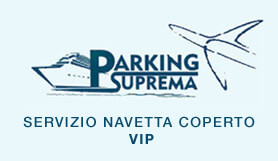 Parking Suprema - Park & Ride - Covered - Genova Airport	VIP