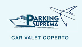 Parking Suprema - Car Valet - Coperto - Genova Porto