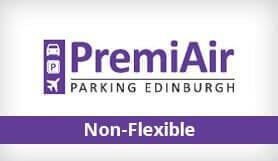 Edinburgh - PremiAir Parking - Park & Ride - Non Flex