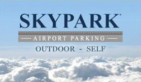 Skypark Airport Parking: Airport Rd - Self - Outdoor - Toronto