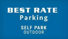 Best Rate Parking - Self Park - Outdoor - Orlando