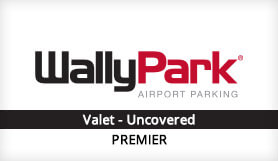 WallyPark Premier - Valet - Uncovered - Orlando