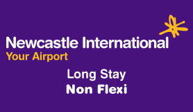 Newcastle On Airport Long Stay - Non Flexi